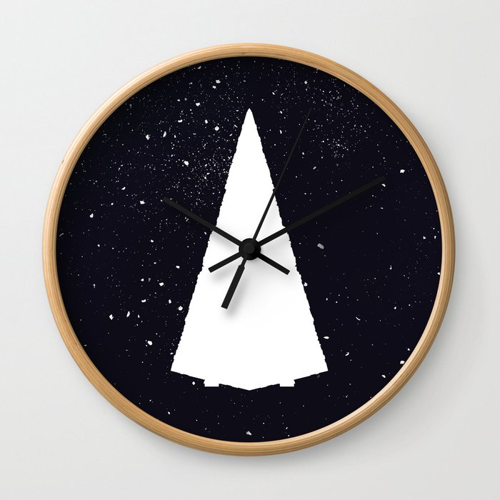 Phonetic Destroyer Wall Clock