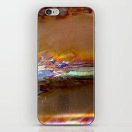copper blaze iPhone Skin