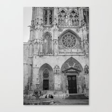Cathedral III Canvas Print