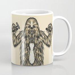 Chewie I Hate Mondays SW Coffee Mug