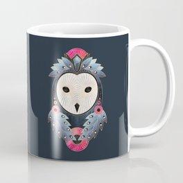 Owl 1 - Dark Kaffeebecher