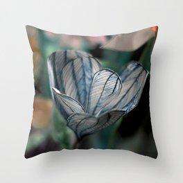 Crocus Vernus Throw Pillow