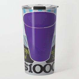 Wanted Purple Cup Travel Mug