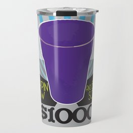 Wanted Purple Cup Travel Mug