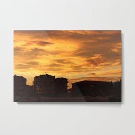 natural beauty of istanbul Metal Print