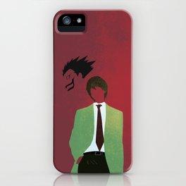 Light & Shinigami iPhone Case