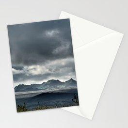 On a hike Stationery Cards