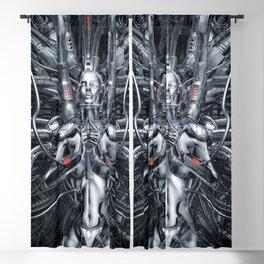 Maiden In The Machine Blackout Curtain
