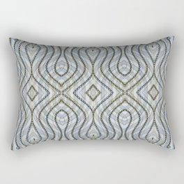 Currency I Rectangular Pillow
