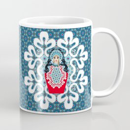 Little Matryoshka Coffee Mug