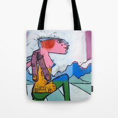 Activation Station Tote Bag