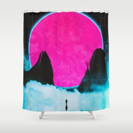 Wrath Shower Curtain