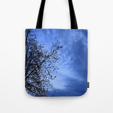 Here Comes the Night Tote Bag