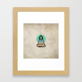 Save Up All Your Tears Framed Art Print