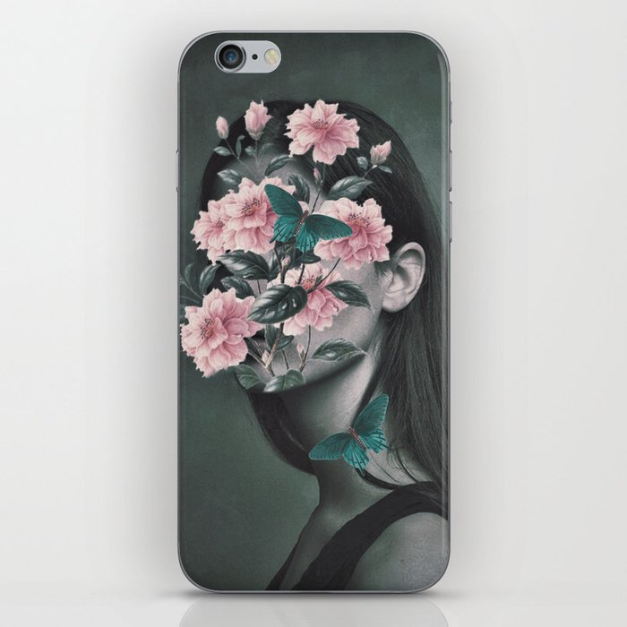 Inner beauty iPhone Skin