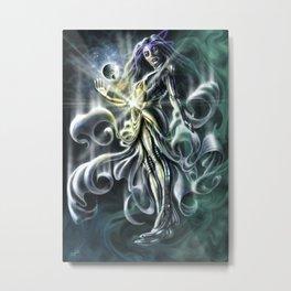 Motherdroid Metal Print