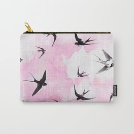 Swallows Carry-All Pouch