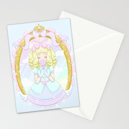 Sweet Candy Girl Stationery Cards