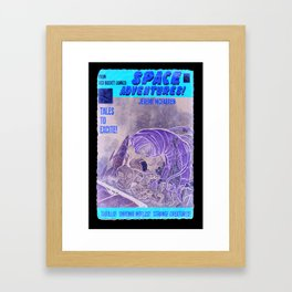 Space Adventures #1 Framed Art Print