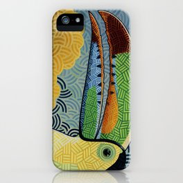 Keel-billed Toucan iPhone Case