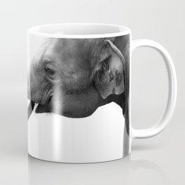 Wildlife Collection: Elephant Love Coffee Mug