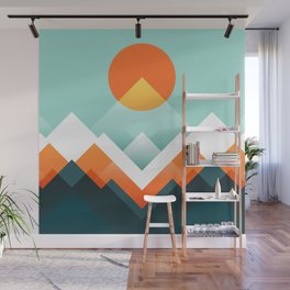Everest Wall Mural