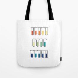 pH Indicators Tote Bag