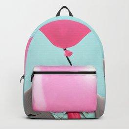 Balloon Head Backpack