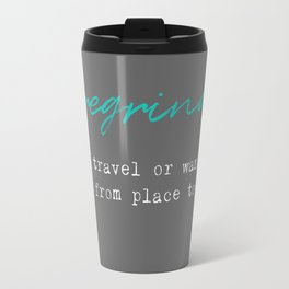 Peregrinate Travel Mug