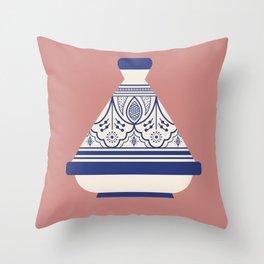MOROCCAN TAGINE DECO Throw Pillow