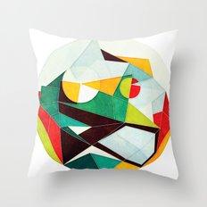 On Time Throw Pillow