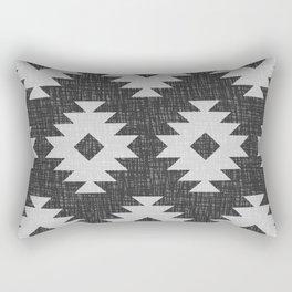 Southwestern Pattern 543 Rectangular Pillow