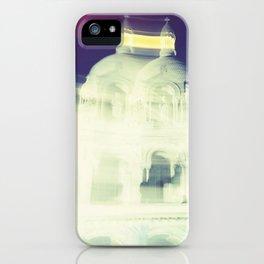 Sacré Cœur iPhone Case