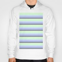stripes Hoodies featuring stripeS by SimplyChic