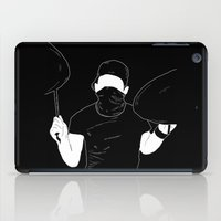indie iPad Cases featuring Indie Bandit by Janine