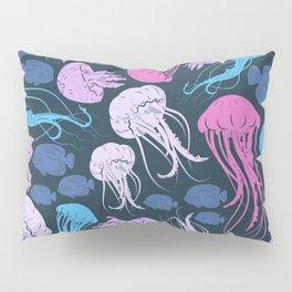 Underwater Pattern #3 Pillow Sham
