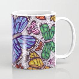 Flutterby Filligree Coffee Mug