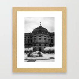 The Residenz Palace Framed Art Print