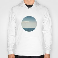 sail Hoodies featuring Sail by Brandy Coleman Ford
