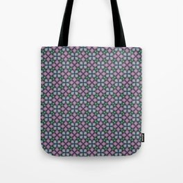 Interlocking Petals Tote Bag