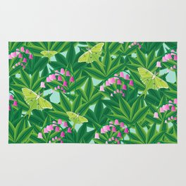 Rousseau's Lily Patch Rug