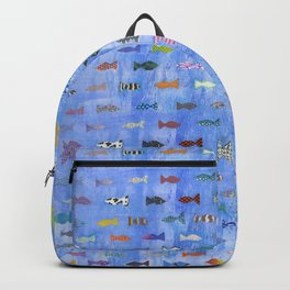 little fishes Backpack