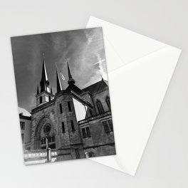 Notre-Dame Luxemburg Stationery Cards