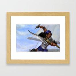 Isabela Framed Art Print