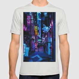 Tokyo's Blade Runner Vibes T-shirt
