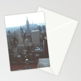 A Look at the City Stationery Cards