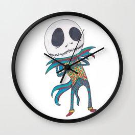 Jack the Joker Wall Clock