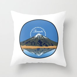 Taranaki Throw Pillow