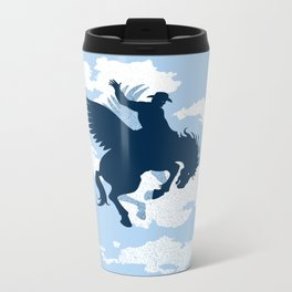 Sky Rodeo Metal Travel Mug