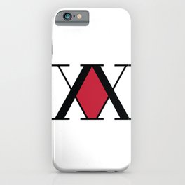 Hunter X Hunter, Killua, Gon, HXH, HunterXHunter Hoodie, Anime Merch, Phantom Troupe, Hisoka iPhone Case